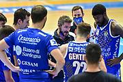 Gianmarco Pozzecco<br /> Carpegna Prosciutto VL Pesaro - Banco di Sardegna Dinamo Sassari<br /> LBA Legabasket Supercoppa Gir.D 2020/2021<br /> Olbia, 05/09/2020<br /> Foto L.Canu / Ciamillo-Castoria