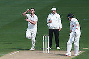 Essex bowler Jesse Ryder during the Specsavers County Champ Div 2 match between Sussex County Cricket Club and Essex County Cricket Club at the 1st Central County Ground, Hove, United Kingdom on 17 April 2016. Photo by Bennett Dean.