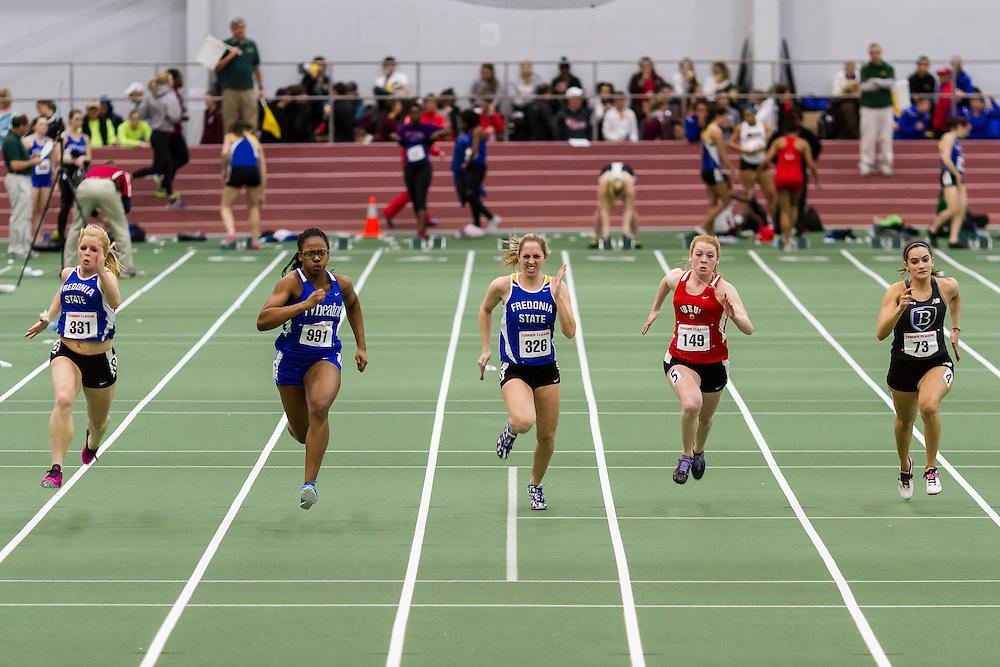 Boston University Terrier Invitational indoor track & field meet,