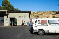 Crux Brewery in Bend, Oregon.