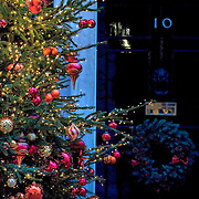 Christmas Tree at n10 Downing Street