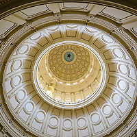Dome at the Texas State Capitol building