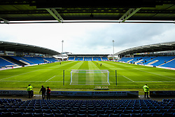 The Proact Stadium, home to Chesterfield - Mandatory by-line: Robbie Stephenson/JMP - 28/04/2018 - FOOTBALL - Proact Stadium - Chesterfield, England - Chesterfield v Wycombe Wanderers - Sky Bet League Two