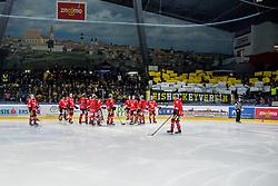 26.12.2017, Ice Rink, Znojmo, CZE, EBEL, HC Orli Znojmo vs Vienna Capitals, 32. Runde, im Bild Übersicht // during the Erste Bank Icehockey League 32th round match between HC Orli Znojmo and Vienna Capitals at the Ice Rink in Znojmo, Czech Republic on 2017/12/26. EXPA Pictures © 2017, PhotoCredit: EXPA/ Rostislav Pfeffer