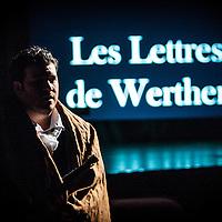 Les Lettres de Werther January 2015 - Boston Opera Collaborative