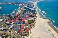 Hotel del Coronado & Coronado Beach