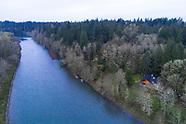 Clackamas River Steelhead - Fish the Swing Lodge Photos - Fly fishing, spey, stock photos