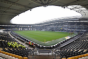 Hull City KC Stadium before the Sky Bet Championship match between Hull City and Milton Keynes Dons at the KC Stadium, Kingston upon Hull, England on 12 March 2016. Photo by Ian Lyall.