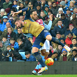 Aston Villa v Arsenal | Premier League | 13 December 2015