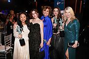 Stephanie Hsu, Caroline Aaron's Daughter, Caroline Aaron, Marin Hinkle, and Matilda Szydagis