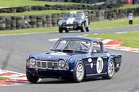 #71 Allan Ross-Jones Triumph TR4