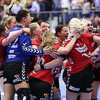 HBALL: 5-5-2016 - Team Esbjerg - FC Midtjylland - DM-Finale