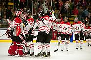 Canada vs. USA Women's Hockey 10/13/13