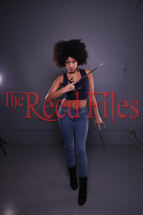 The Reed Files: Urban Fantasy Paranormal Woman