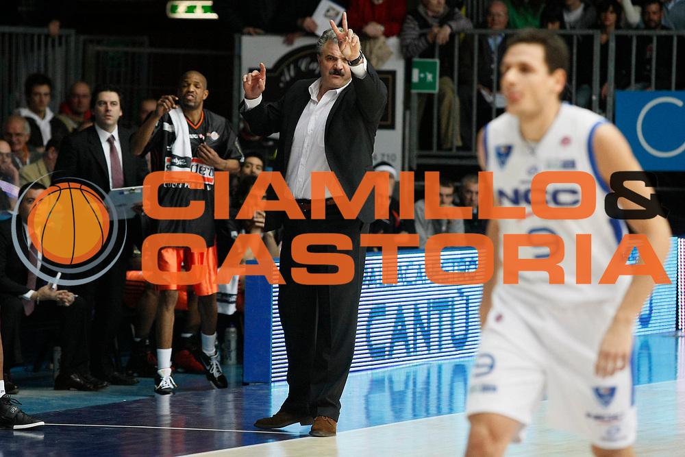 DESCRIZIONE : Cantu Lega A1 2008-09 NGC Cantu Snaidero Udine<br /> GIOCATORE : Romeo Sacchetti<br /> SQUADRA : Snaidero Udine<br /> EVENTO : Campionato Lega A1 2008-2009<br /> GARA : NGC Cantu Snaidero Udine<br /> DATA : 15/02/2009<br /> CATEGORIA : Ritratto<br /> SPORT : Pallacanestro<br /> AUTORE : Agenzia Ciamillo-Castoria/G.Cottini