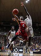 NCAA Basketball - Purdue Boilermakers vs Howard - West Lafayette, IN