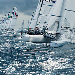 DAY 2_Nacra17_Europeans2015