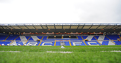 General view of St Andrews Stadium - Mandatory by-line: Nizaam Jones/JMP - 29/10/2017 - FOOTBALL - St Andrew's Stadium - Birmingham, England - Birmingham City v Aston Villa - Sky Bet Championship