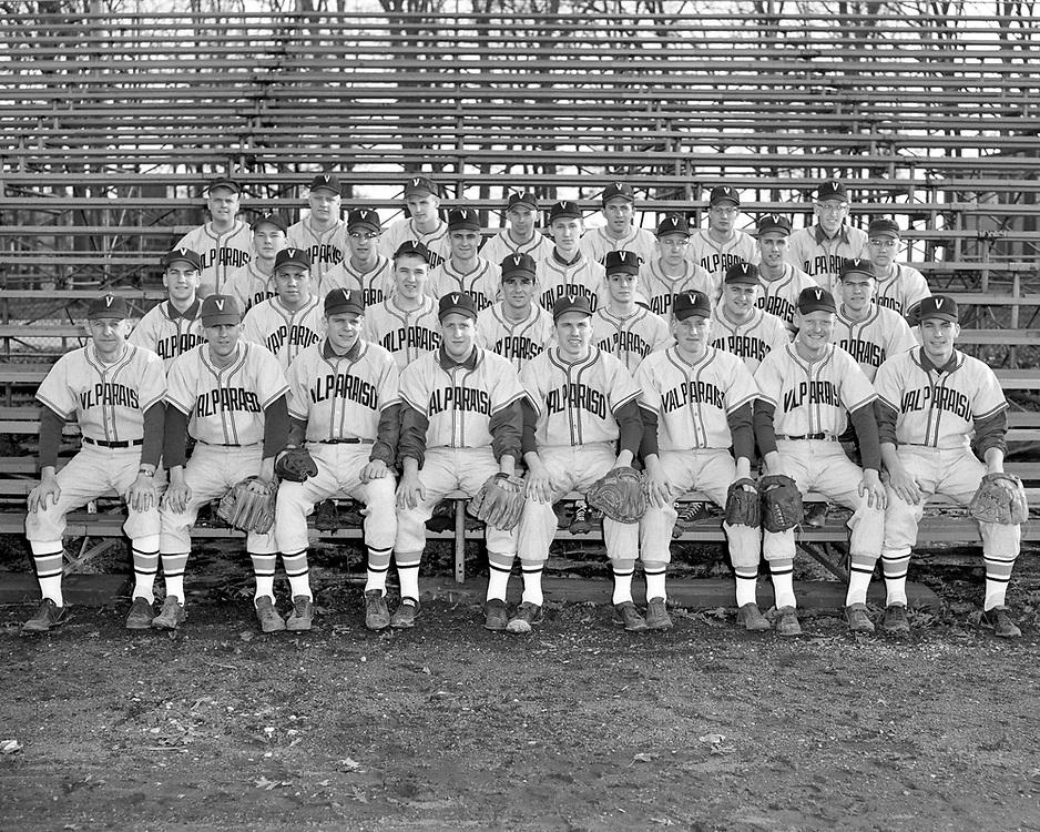 1959 Baseball<br /> Indiana Collegiate Conference<br /> Regular Season Champion
