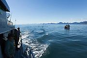 Kapten Nik Rantas fiskeb&aring;tar Crackerjack, Seward, Alaska<br /> <br /> Photographer: Christina Sjogren<br /> <br /> Copyright 2018, All Rights Reserved