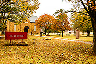 Pawhuska, Oklahoma, Osage Nation Museum, oldest tribally owned museum in USA