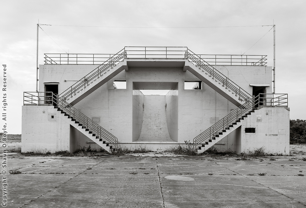 Blockhouse at Launch Complex 9, Cape Canaveral