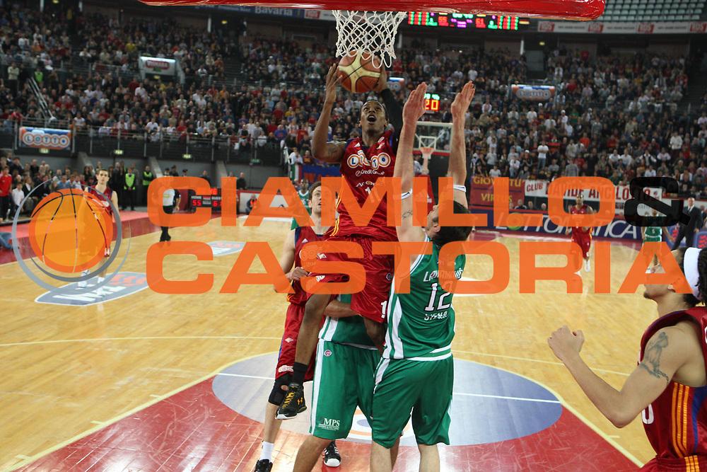 DESCRIZIONE : Roma Lega A1 2008-09 Lottomatica Virtus Roma Montepaschi Siena<br /> GIOCATORE : Ibrahim Jaaber<br /> SQUADRA : Lottomatica Virtus Roma<br /> EVENTO : Campionato Lega A1 2008-2009 <br /> GARA : Lottomatica Virtus Roma Montepaschi Siena<br /> DATA : 16/11/2008 <br /> CATEGORIA : tiro <br /> SPORT : Pallacanestro <br /> AUTORE : Agenzia Ciamillo-Castoria/G.Ciamillo<br /> Galleria : Lega Basket A1 2008-2009 <br /> Fotonotizia : Roma Campionato Italiano Lega A1 2008-2009 Lottomatica Virtus Roma Montepaschi Siena<br /> Predefinita :