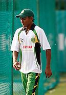 CLT20 - Guyana Training at Wanderers