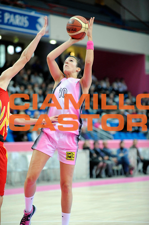DESCRIZIONE : Ligue Feminine de Basket Open Feminin &agrave; Paris<br /> GIOCATORE : MAURICE Emilie<br /> SQUADRA : Toulouse<br /> EVENTO : Ligue Feminine 2010-2011<br /> GARA : Toulouse Aix en Provence<br /> DATA : 17/10/2010<br /> CATEGORIA : Basketball France Ligue Feminine<br /> SPORT : Basketball<br /> AUTORE : JF Molliere par Agenzia Ciamillo-Castoria <br /> Galleria : France Basket 2010-2011 Action<br /> Fotonotizia : Ligue Feminine de Basket Open Feminin<br /> Predefinita :