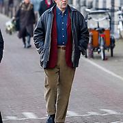 NLD/Amsterdam/20121208 - Herdenkingsdienst voor de verleden Jeroen Willems, Maarten Wansink