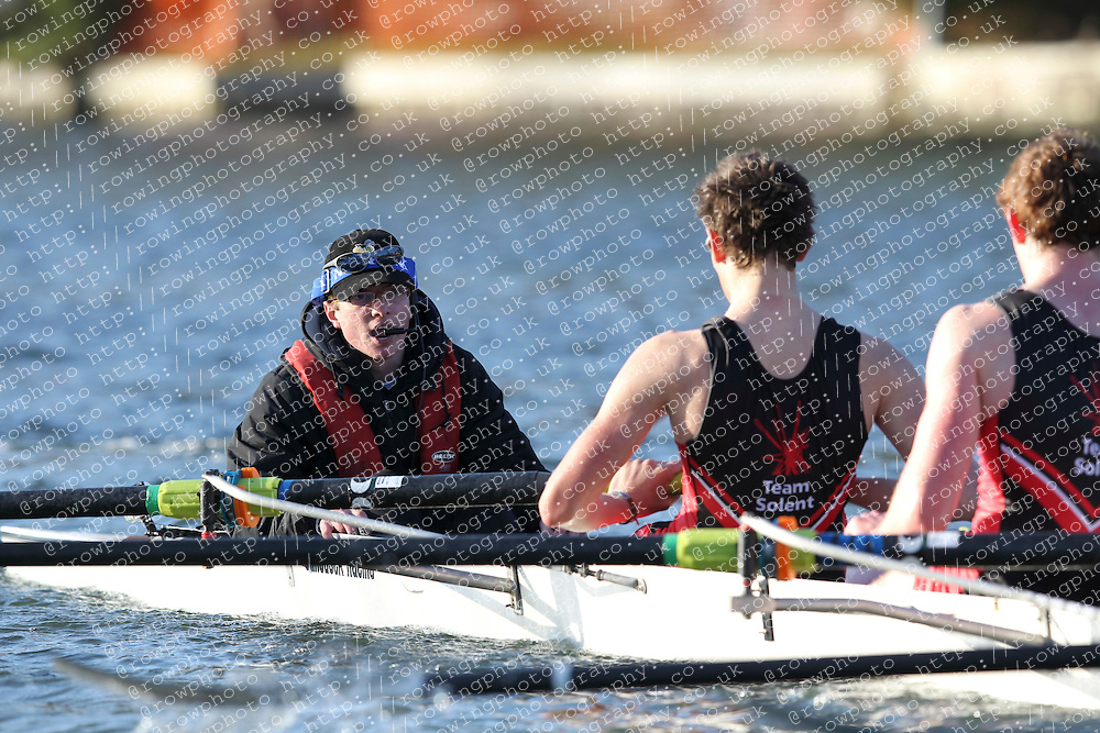 2012.02.25 Reading University Head 2012. The River Thames. Division 2. Coalporters Rowing Club Nov 8+