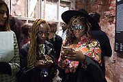 ADELAIDE DAMOAH, OPENING OF THE GHANA PAVILION, Designed by David Adjaye, Opening of the Venice Biennale, Venice, 8 May 2019