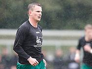 FODBOLD: Anton Valentiner (Fredensborg) under kampen i Danmarksserien mellem Taastrup FC og Fredensborg BI den 9. september 2017 i Taastrup Idrætspark. Foto: Claus Birch