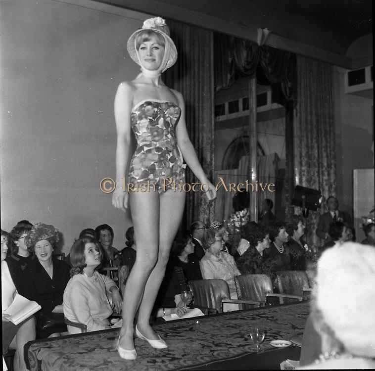 Silhouette Swimwear Fashion Show.05.04.1962