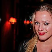 NLD/Amsterdam/20110201 - Presentatie van licht erotisch magazine Le Duc, Tess Milner