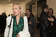 ELISABETH MURDOCH, STICKS WITH DICKS AND SLITS, Tim Noble and Sue Webster. Blain Southern. hanover Sq. london. 2 February 2017