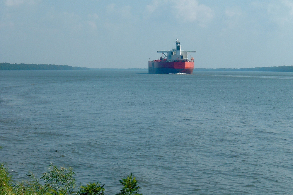 Mississippi River, Plaquemines Parish, LA