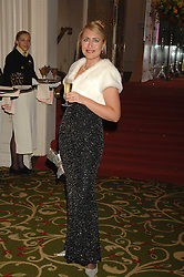 LISA THOMPSON at the Galaxy British Book Awards 2007 - The Nibbies held at the Grosvenor house Hotel, Park Lane, London on 28th March 2007.<br />
