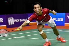 Badminton - Malaysia Masters 2018 - 17 January 2018