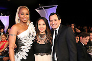 Mary J. Blige, guest and Anthony Rendon, Speaker, CA Assembly