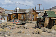 Goldfields Ghost Town ,Nevada,USA