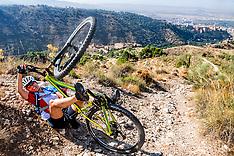 20180921 ESP: BvdGF La Vuelta a Sierra Nevada day 6, Granada