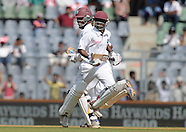 Cricket - India v West Indies 3rd Test D1