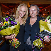 NLD/Amsterdam/20131021 - Boekpresentatie Let's Talk about Sex van Nicolette Kluiver, voorzitster Stop Aids Now