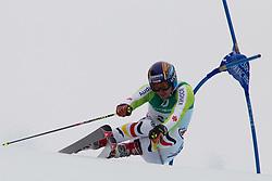 18.02.2011, Kandahar, Garmisch Partenkirchen, GER, FIS Alpin Ski WM 2011, GAP, Herren, Riesenslalom, im Bild Felix Neureuther (GER) // Felix Neureuther (GER) during men's Giant Slalom Fis Alpine Ski World Championships in Garmisch Partenkirchen, Germany on 18/2/2011. EXPA Pictures © 2011, PhotoCredit: EXPA/ M. Gunn