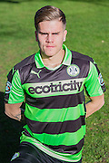 Forest Green Rovers Charlie Cooper(20) Forest Green Rovers Headshot at the New Lawn, Forest Green, United Kingdom on 2 March 2017. Photo by Shane Healey.
