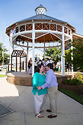 The wedding of Becky Fisher and Becky Singletary at the Covington Trailhead on October 3, 2017