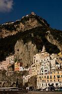 Amalfi/Campania/Italy - Amalfi Coast.