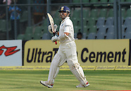 Cricket - India v West Indies 3rd Test D3