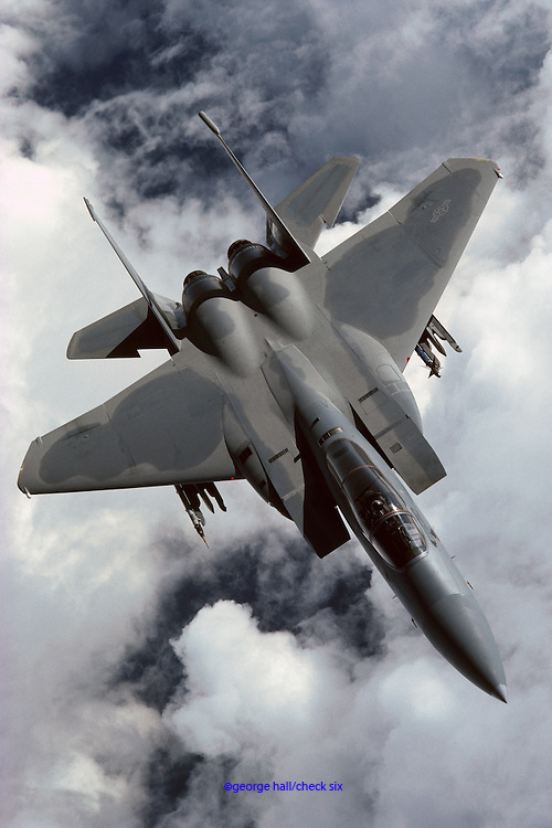 F-15C Eagle, Alaska
